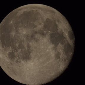 Full Moon, Friday 13th, Nikon D5300