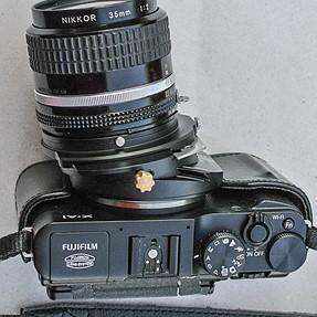 A perfect tool for fun photography: Kipon tilt-shift adapter