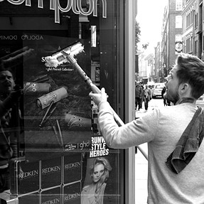 A London Window Cleaner