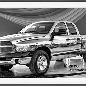 Chrome truck (product)