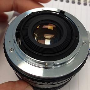 Lens mount ID