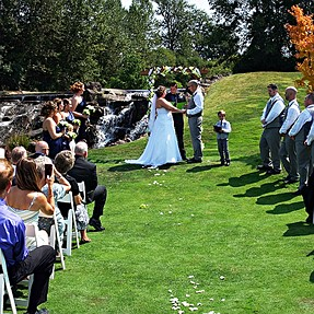 A99 - Wedding Panorama Mode Picture