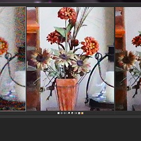 Compare A77, A77II and A99 High ISO