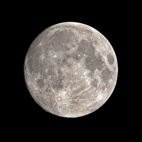 Another look at our closest Celestial Body