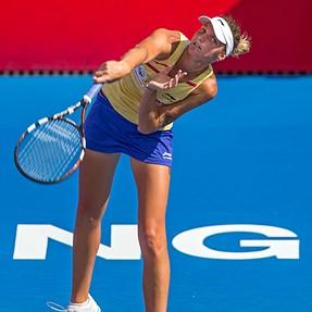 HK Tennis Open 2014 final - Sabine Lisicki 2:0 Karolina Pliskova
