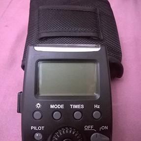 Meike MK300 flash for Panasonic/Olympus mini review