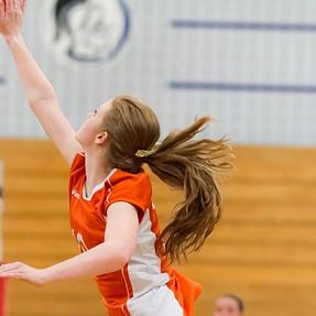Top 12 Volleyball Shots So Far
