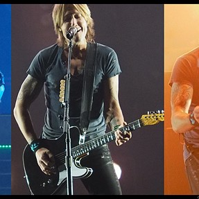 Keith Urban in Concert ....