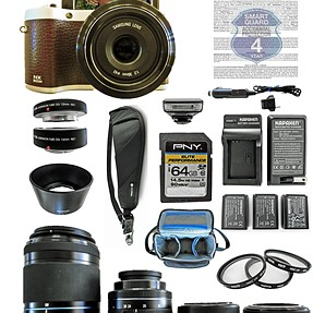 For Sale: Samsung NX300M system