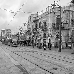 Jerusalem Light Rail