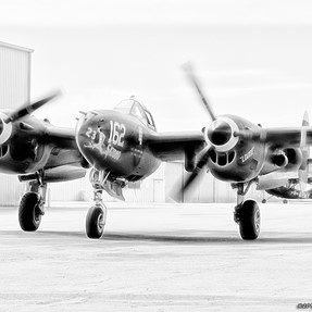 Show Us Your Warbirds in Black and White