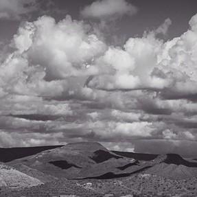 Dramatic skies in Phoenix AZ...