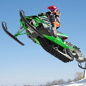 Snocross Snowmobile Racing- C & C Welcome