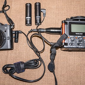 A Fun Videographer's Review of the Sony ECM-AW4 Bluetooth Microphone