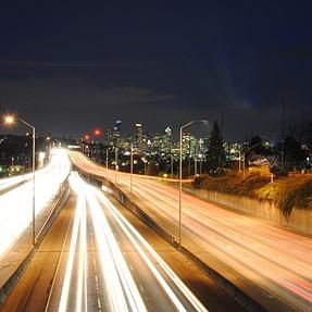 C&C: Night shooting in Seattle