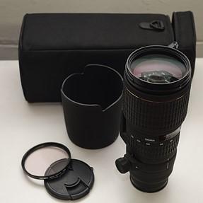 FS - Sony Alpha: Sigma 100-300 f4