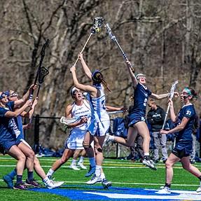 The Draw - Women's Lacrosse