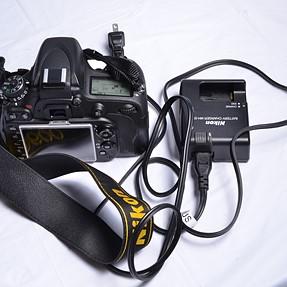 Mint - Nikon D600 - shutter count = 2353
