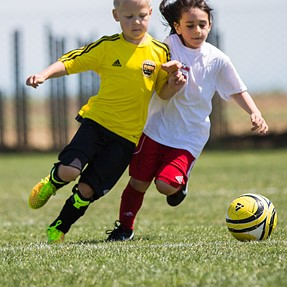Youth Soccer Pics, 1st attempt with new gear