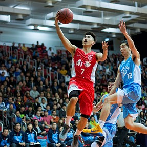 Basketball using APS-C DSLR + 50/1.4