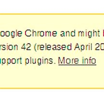 Worrying News for Chrome Users!!