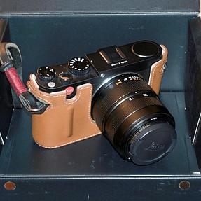 Leica X Vario Camera package - EVF, Leica Case, Polarizer, Batteries, more...low price (Exc)