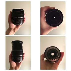 Canon 15-85 3.5/5.6 for sale