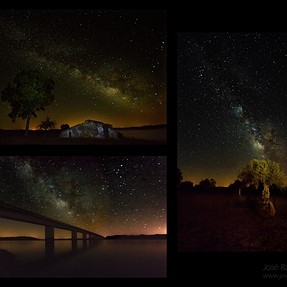 First milky way experiences with the Sony a77