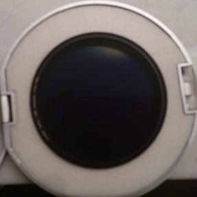 Bad coating on Cokin Pure Harmonie polarizer?