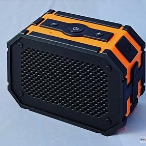 An excellent little water-resistant Bluetooth Indoor/Outdoor Speaker