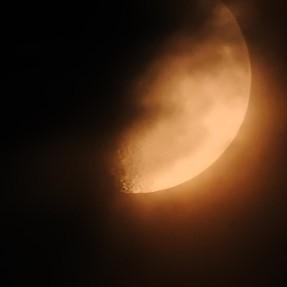 New P900 user (2 weeks) Took first Moon shots tonight.