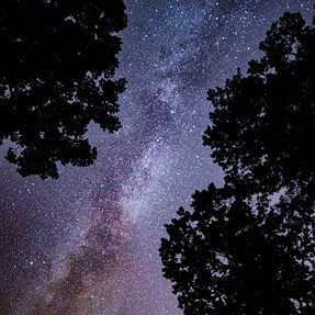 Milkyway - Astrotrace shot