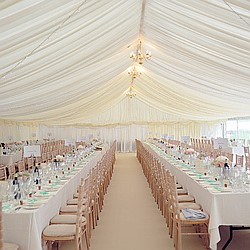 Lighting in Marquee/Tent for Wedding?