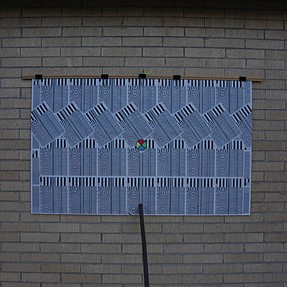 Pentax 18135 vs Sigma 18200C   target boards