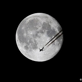 Fly me to the moon :-)