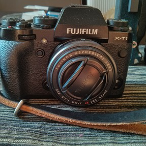 Fuji XT-1 Body and Lenses for Sale