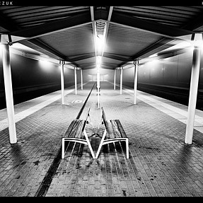 Rail platform (my little boring city - vol. 4)