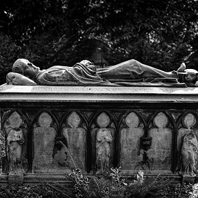 Statues....Pilgrimage of Sorrow...