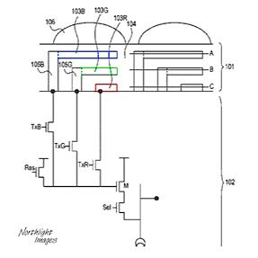 Canon patents