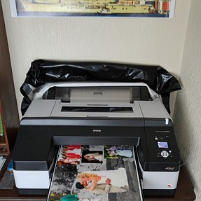 Replacing my Epson Pro 4900 Printer with Canon IPF5100?