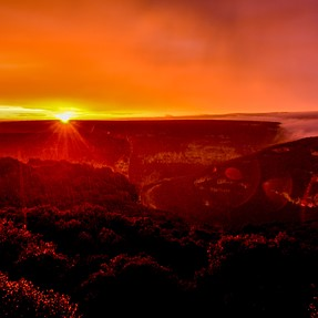 Syrp Genie + Magic Carpet creates a magical sun time-lapse over Canyon