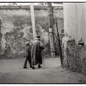 Bukhara forsaken by Nasreddin, 1976