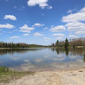C&C: Gorgeous Decheau Lake