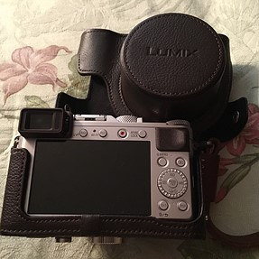 Trade new LUMIX Lx100 for Fuji, Sony etc..