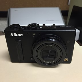 Nikon Coolpix A Excellent with Extras