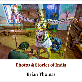 Photos & Stories of India (K-5ii)
