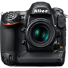 First Impressions: Using the Nikon D4