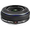 Olympus Zuiko Digital 25mm 1:2.8 Pancake Lens Review