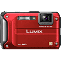 Panasonic Lumix DMC-TS3 (Lumix DMC-FT3)