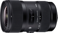 Sigma UK competition: win a 18-35mm F1.8 DC HSM lens